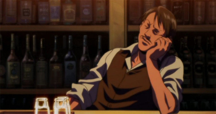 Bao from Black Lagoon - Anime Screenshot