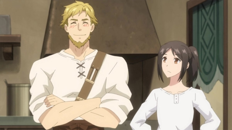 Kenneth & Rita Krueger - Anime Screenshot