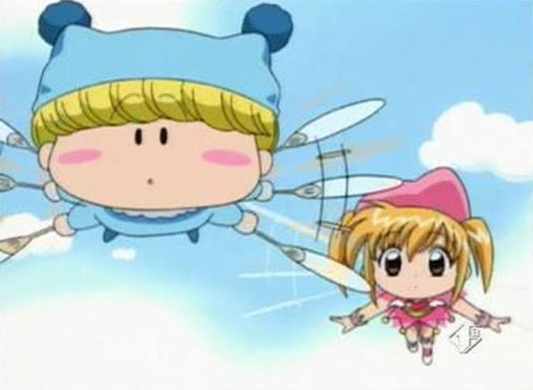 Mirmo from Mirmo de Pon! anime