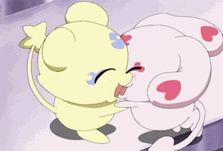 Mipple and Mepple - Futari wa Pretty Cure Anime