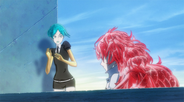 Land of the Lustrous - Anime Screenshot