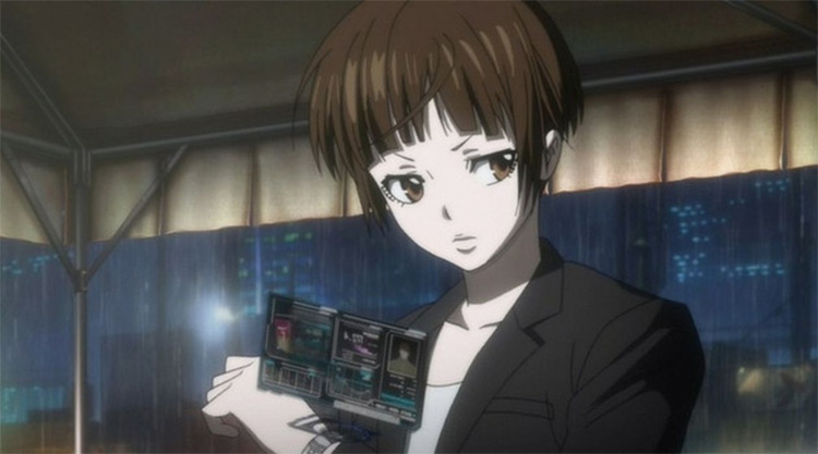 Psycho-Pass - Anime Screenshot
