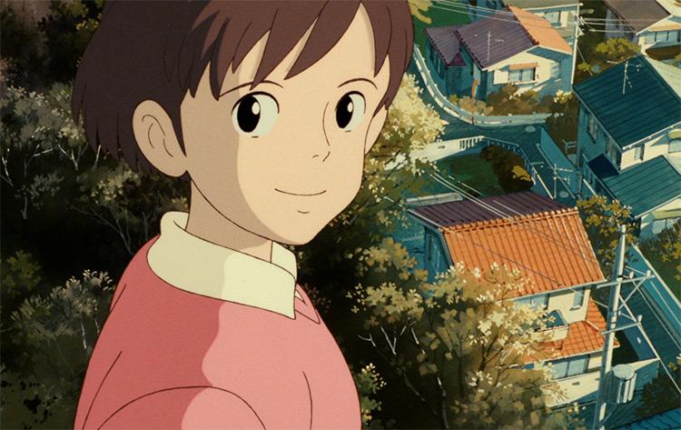 Whisper of the Heart - Anime Screenshot