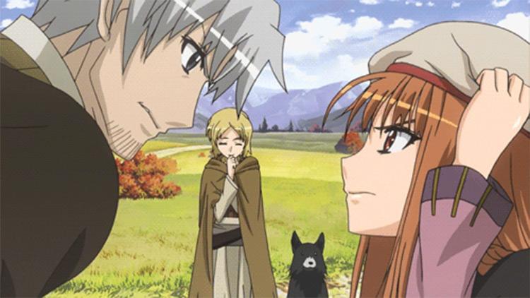 Spice and Wolf Anime Screenshot