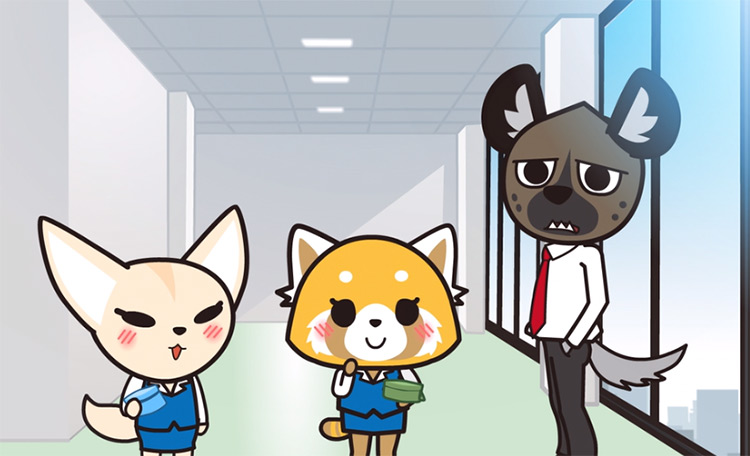 Aggressive Retsuko Screenshot