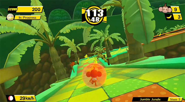 Super Monkey Ball: Banana Blitz HD PS4 Gameplay
