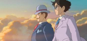 The Wind Rises - Sunset Anime Screenshot