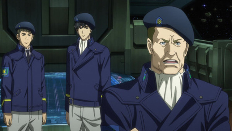 Legend of the Galactic Heroes Screenshot