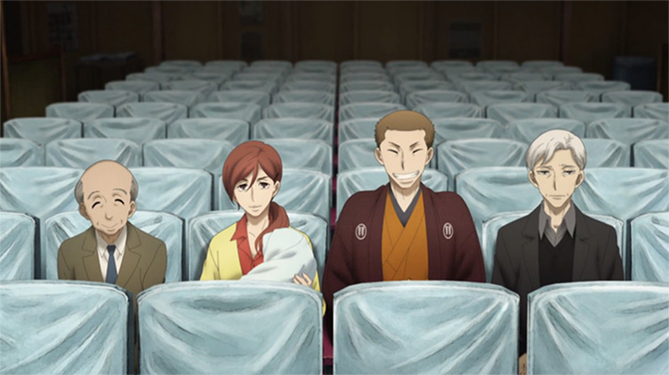 Shouwa Genroku Rakugo Shinjuu - Anime Screenshot