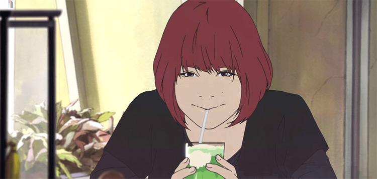 Aku no Hana (The Flowers of Evil ) Anime Screenshot
