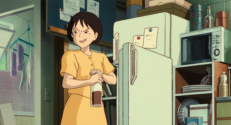 Whisper of the Heart Anime Screenshot