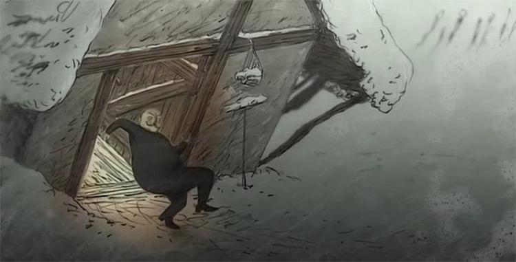 A Country Doctor - Anime Screenshot
