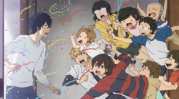 Barakamon - Anime Screenshot