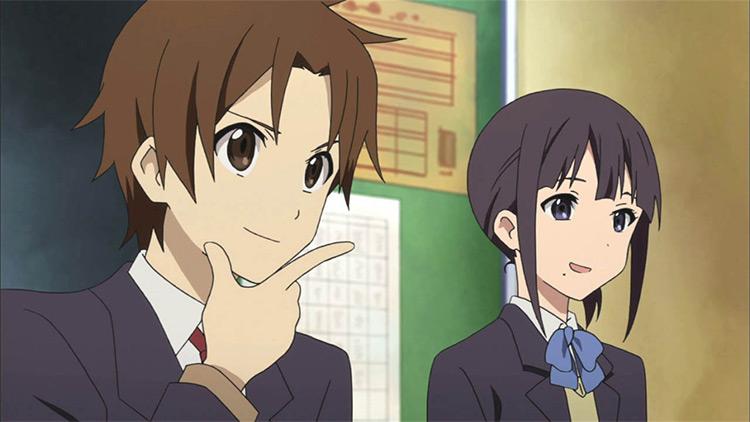 Kokoro Connect - Anime Screenshot