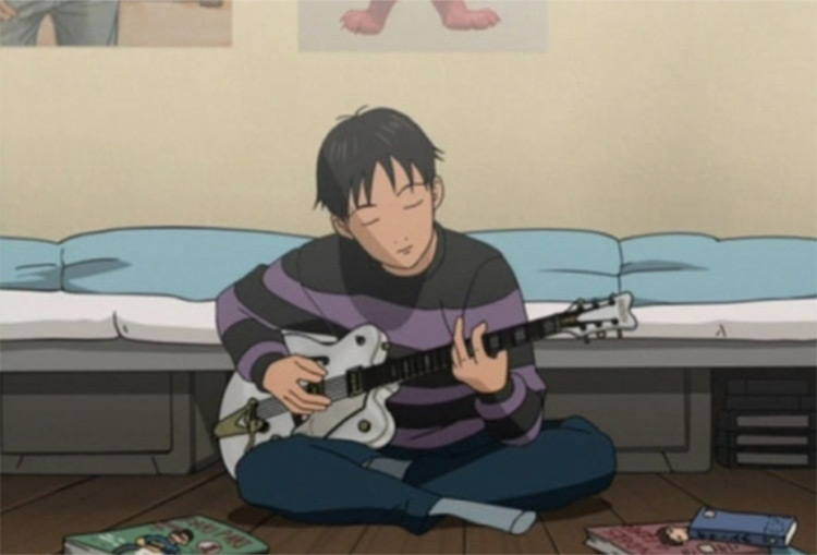 BECK Mongolian Chop Squad 2004 Anime Screenshot