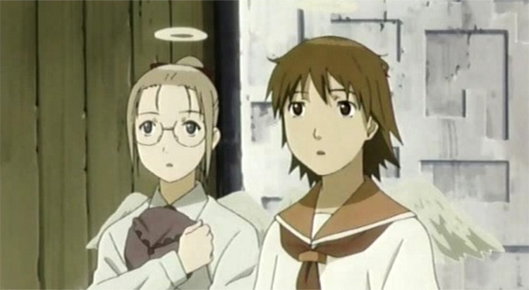 Haibane Renmei Anime Screenshot