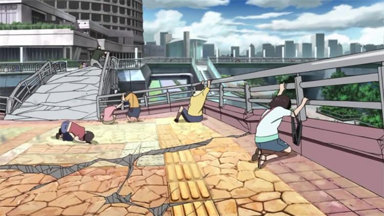 Tokyo Magnitude 8.0 - Anime Screenshot