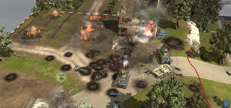 Best Mods For Company Of Heroes 1