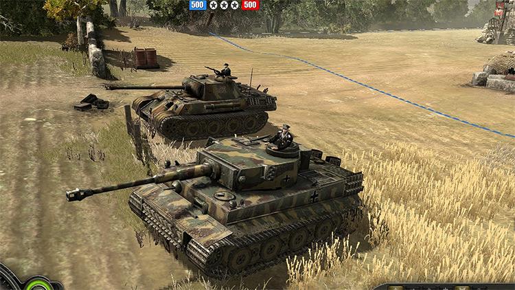 Blitzkrieg Company of Heroes 1