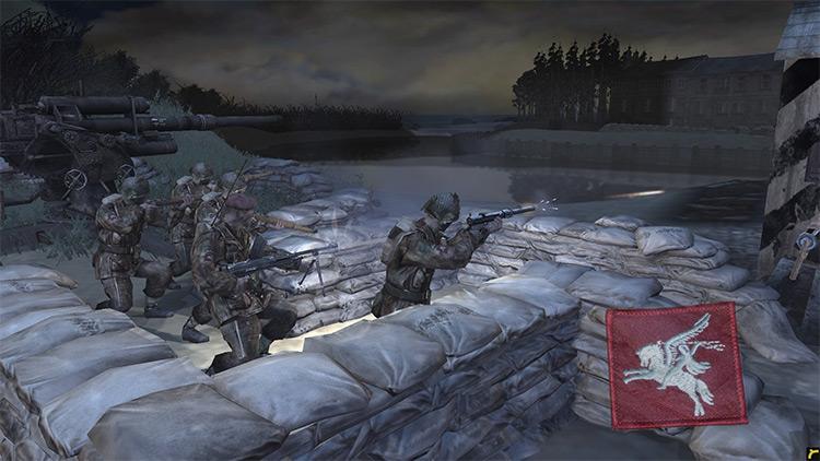 Europe at War CoH1 Mod