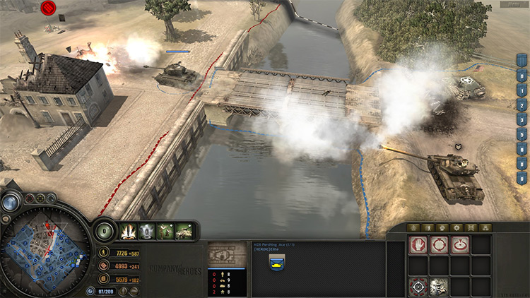 NHC Mod for Company of Heroes 1