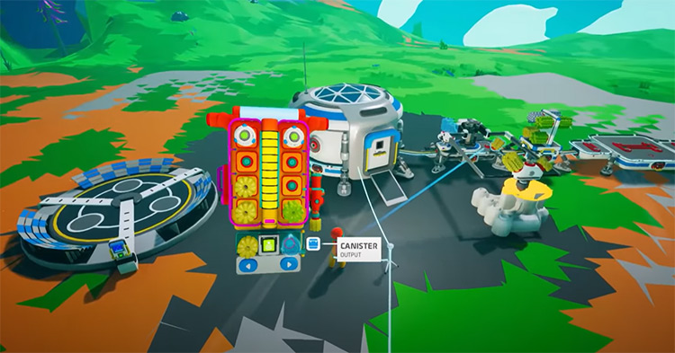 Astroneer gameplay