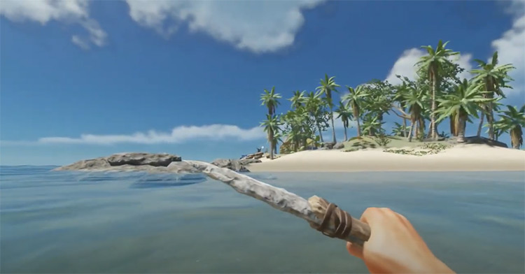 Non Swimmer mod for Stranded Deep
