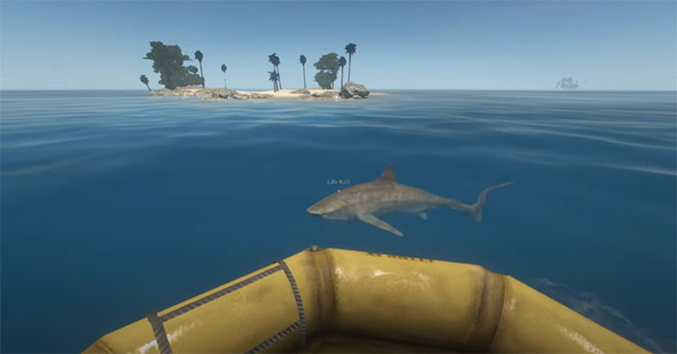 Jaws Music Stranded Deep game mod
