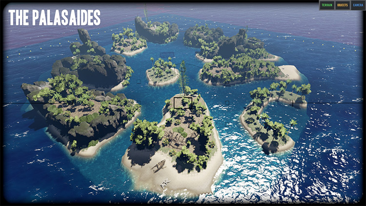 The Palasaides Stranded Deep mod