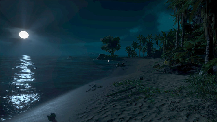 Crown Mesa Stranded Deep mod