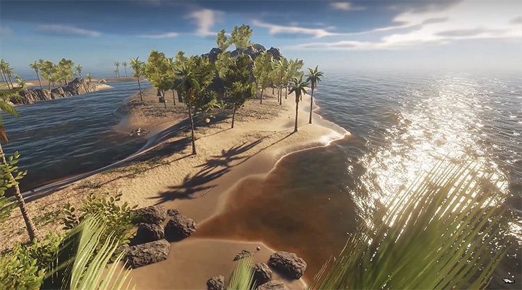 Alinton Islands mod for Stranded Deep