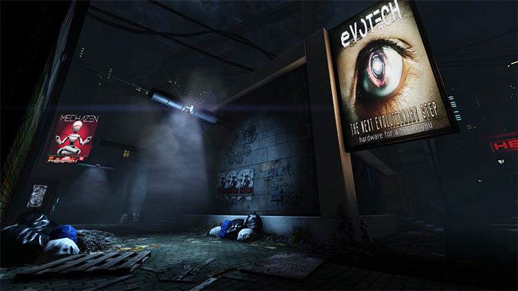 Dystopia 2029 Killing Floor 2 mod