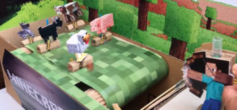 Minecraft DIY sample project