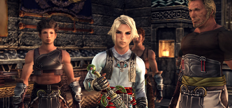 Vaan Reskinned - Final Fantasy XII Modded preview
