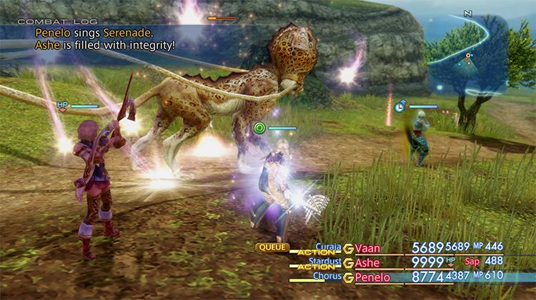 Foreign Lands Final Fantasy XII mod