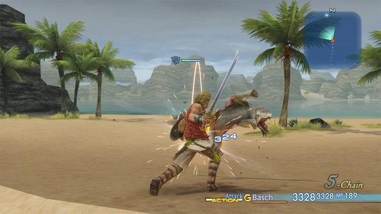 The Struggle for Freedom Final Fantasy XII mod