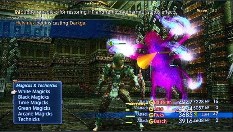 Play as Reks Fully Final Fantasy XII mod