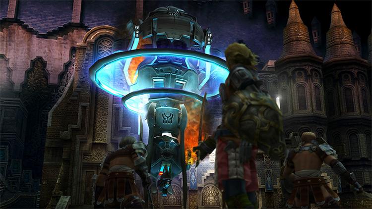Daedalus FF12 TZA Mega ModPak Final Fantasy XII