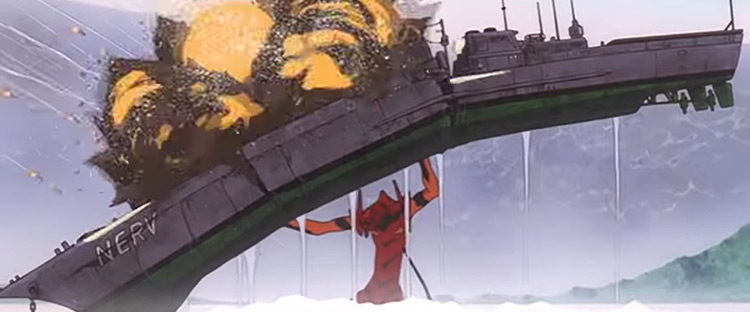 Neon Genesis Evangelion + The End of Evangelion Screenshot