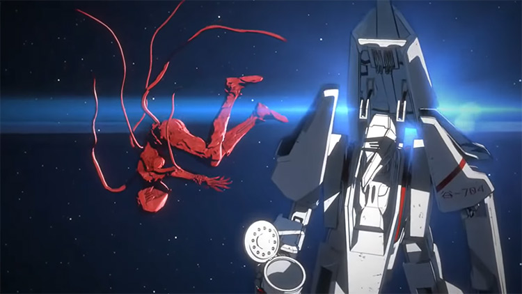 Sidonia no Kishi (Knights of Sidonia) Screenshot