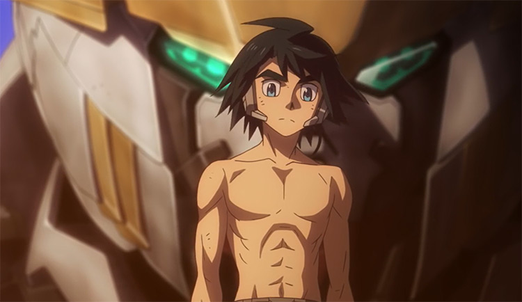 Mobile Suit Gundam: Iron-Blooded Orphans Screencap