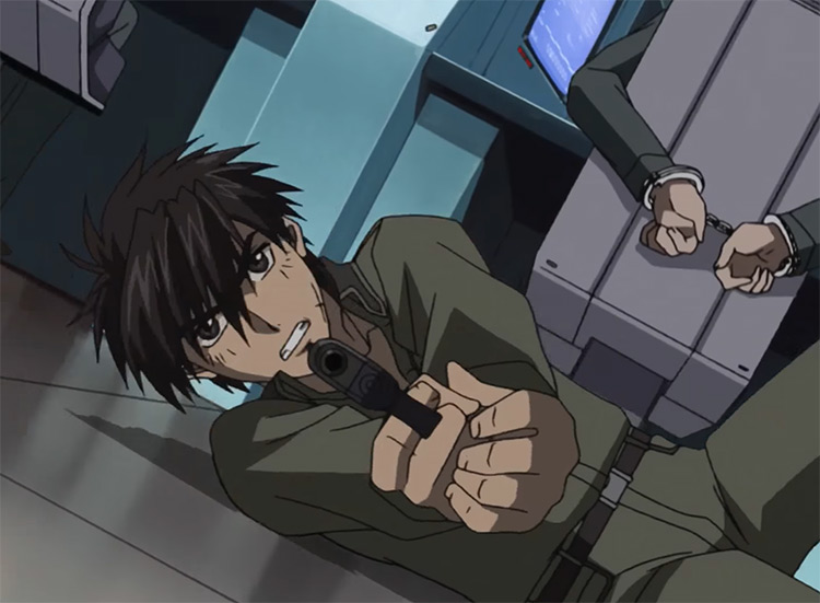 Full Metal Panic! Anime