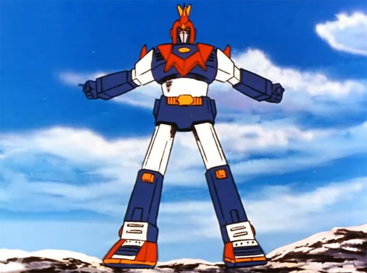 Chou Denji Machine Voltes V Anime Screenshot