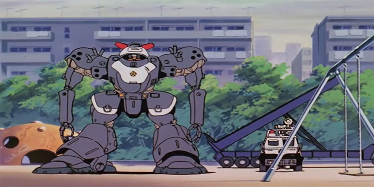 Kidou Keisatsu Patlabor (Patlabor: The Mobile Police) Screenshot