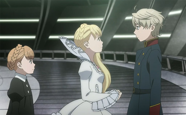 Aldnoah.Zero Anime Screenshot