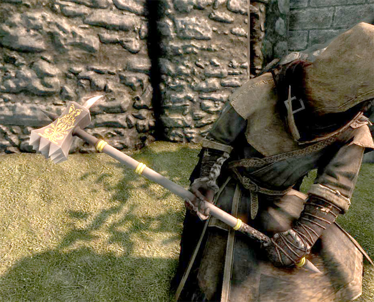 GOT Weapons for Skyrim Mod