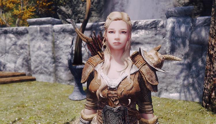 Daenerys Targaryen Game of Thrones Mod - TES Skyrim