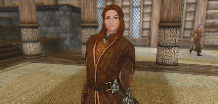 Sansa Stark Game of Thrones Mod - TES Skyrim