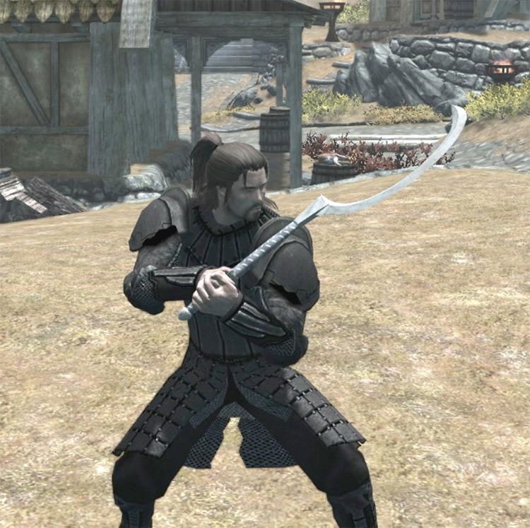Arakh Blade Game of Thrones Mod - TES Skyrim