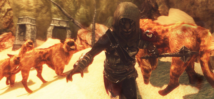 15 Best Khajiit Skyrim Mods To Check Out